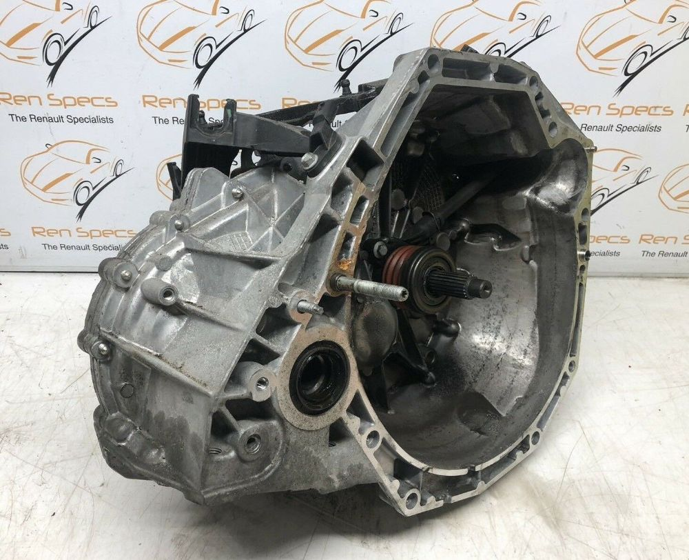 NISSAN QASHQAI MK2 J11 1.5 DCI 6 SPEED MANUAL GEARBOX TL4 126 14-17 low Miles